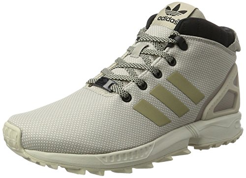 adidas Zx Flux 5/8 Tr, Zapatillas Altas para Hombre Marrón (Light Brown/clear Brown/core Black)