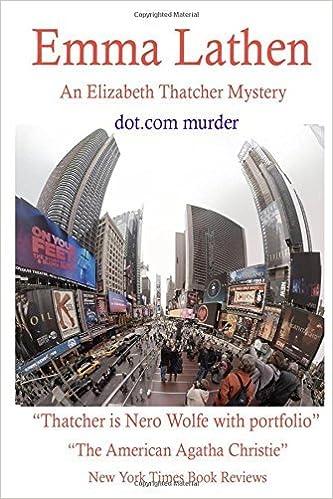 Book Dot Com Murder: An Emma Lathen Bestseller [7/4/2016] Emma Lathen