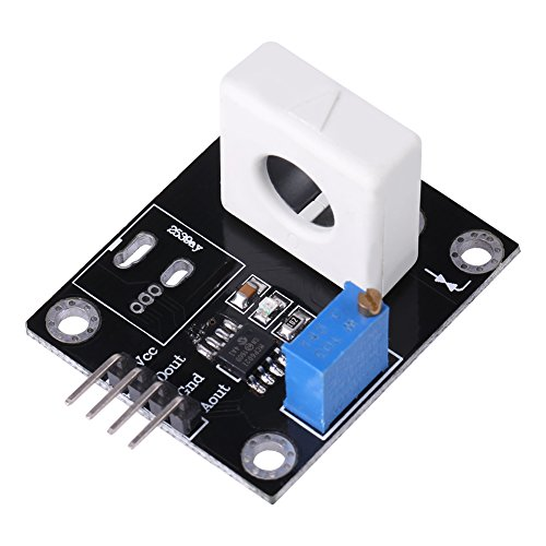 Hall Current Sensor WCS1800,70A Detection Short Circuit Overcurrent Protection Module