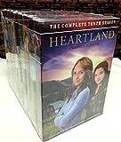 Studio1 Heartland: Complete Series Seasons 1-10 DVD Box Sets