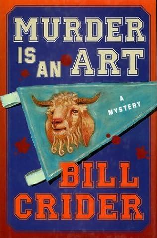 book cover of Murder is an Art