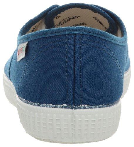 Unisex Tela Inglesa Azul 6613 Lona de Zapatillas Victoria Indigo wx1qaY6p