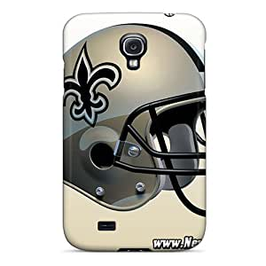 Galaxy S4 Cases Bumper Tpu Skin Covers For New Orleans Saints Accessories Black Friday