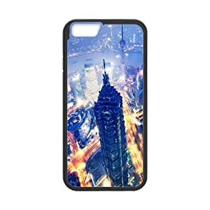 New Style City Lights Image Phone Case For iPhone 6,6S