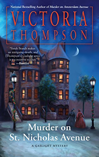 Murder on St. Nicholas Avenue (Gaslight Mystery)