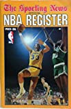 The Sporting News Official NBA Register, 1985-1986, Sporting News, 0892041935