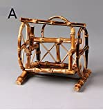 Bamboo jewelry Antique bamboo bamboo chair windmill nostalgia ornaments as good as water tankers ZCL1129020 ( Color : G )