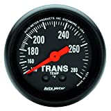 "Auto Meter 2615 Z-Series 2-1/16"" Mechanical Transmission Temperature Gauge"