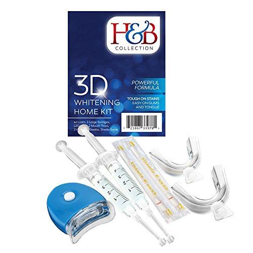 H&B Collection Teeth Whitening Kit
