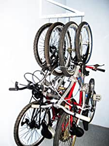 Amazon.com: TidyGarage Wall Mounted Bike Rack: Home & Kitchen