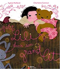 Petite Lili dans son grand lit par Poillevé