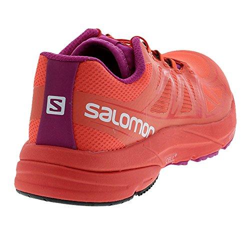Salomon Sonic Pro Running Shoe Orange