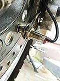 BLUERICE 6 Gear Universal Motorcycle Speedometer