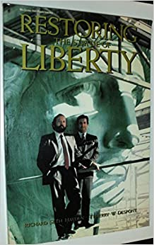 Restoring the Statue of Liberty: Sculpture, Structure, Symbol by Richard Seth Hayden (1986-06-03)