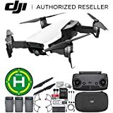 DJI Mavic Air Drone Quadcopter (Arctic White) Landing Pad Ultimate Bundle