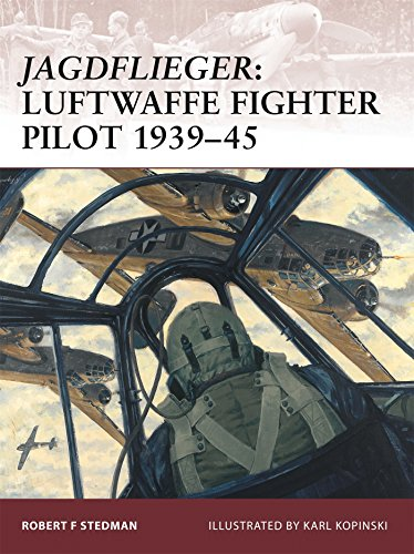 Pilot Luftwaffe - Jagdflieger: Luftwaffe Fighter Pilot 1939-45 (Warrior)