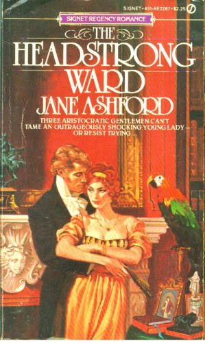 book cover of The Headstrong Ward