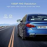 """APEMAN Dash Cam FHD 1080P Car Camera with 3"""" LCD"""