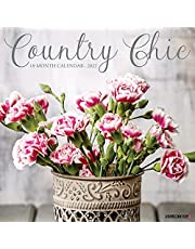 Country Chic 2022 Wall Calendar
