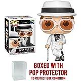 Funko Pop Music: Elton John Greatest Hits Vinyl Collectible Figure + Pop Protector