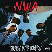 Straight Outta Compton [LP][Remastered][Explicit]