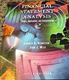 img - for Financial Statement Analysis: Theory, Application, and Interpretation book / textbook / text book