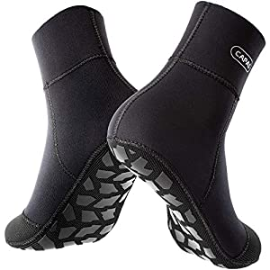 Well-Being-Matters 5148o%2BCn0GL._SS300_ CAPAS 2mm Neoprene Wetsuit Socks Beach Water Sports Keep Warm Sand Protection