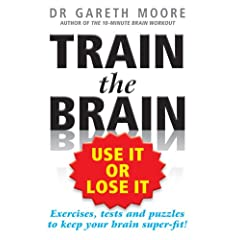 Learn more about the book, Brain Training: Use It or Lose It
