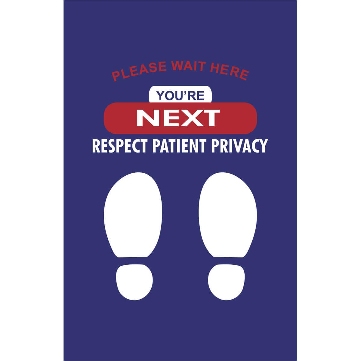 FloorMatShop Commercial Patient Privacy Prestiege Rubber Backed Mat Approx 2' x 3' by FloorMatShop