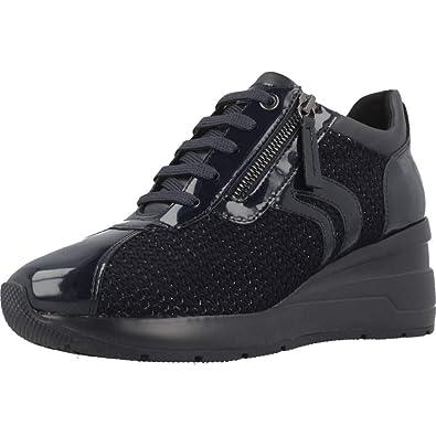 Femme A Geox D Basses Zosma Sneakers gqXaq