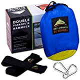 ★Hills and Rocks Outdoors Portable Camping Hammock is the ideal bed camp for trips, relaxing by the poolside or even hanging out in the backyard★Bring It With You Anywhere & Enjoy The Nature Whether you are getting ready for a lively time at a fe...