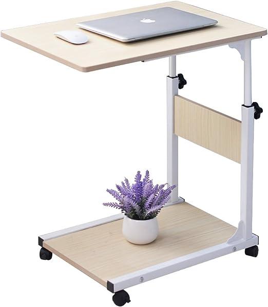Computertisch Laptoptisch Notebooktisch Laptopständer Beistelltisch Stehtisch