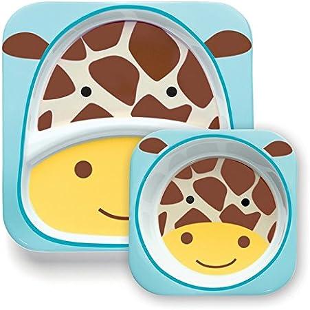 252210 bol Coccinelle Skip Hop Zoo kit assiette