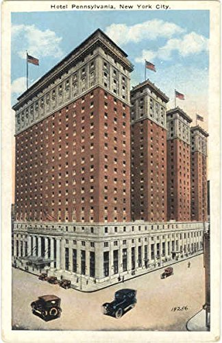hotel pennsylvania new york - 8