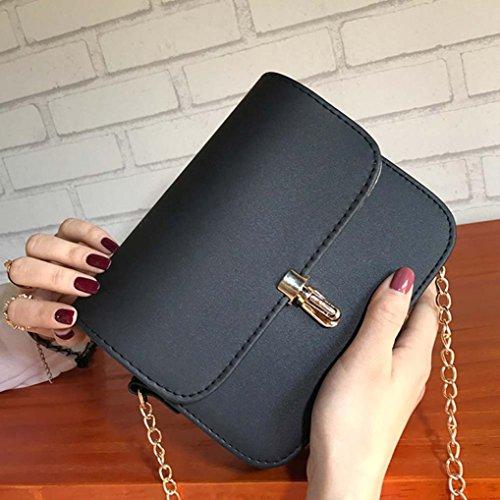 à bandoulière Mode Noir Femmes Sac sac dames bourse Petit main à Sac Emoji ESAILQ Hqx0pwZp