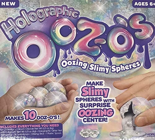 Horizon Group Holographic Ooz-o's Oozing Slimy Spheres