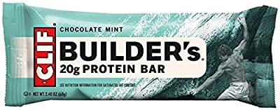 CLIF BUILDER'S - Protein Bar - Chocolate Mint