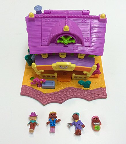 polly pocket light up horse house - 1994 Horse