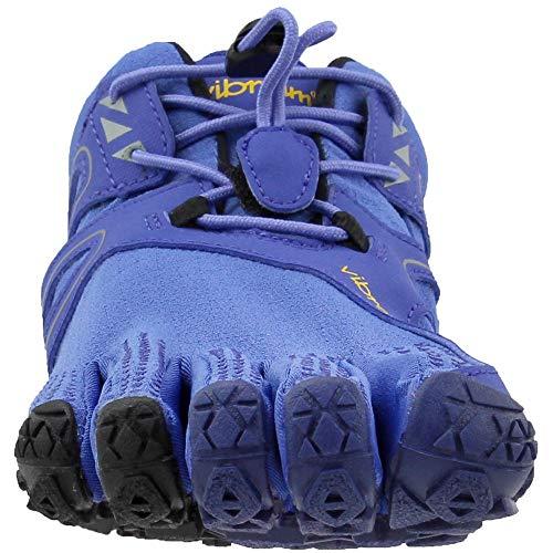Vibram Women's V Trail Runner Purple/Black 37 EU/6.5 M US by Vibram (Image #4)