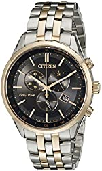 Citizen Eco-Drive Men's AT2146-59E Two Tone Watch