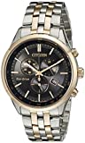 Citizen Men's Eco-Drive Chronograph Watch with Date, AT2146-59E