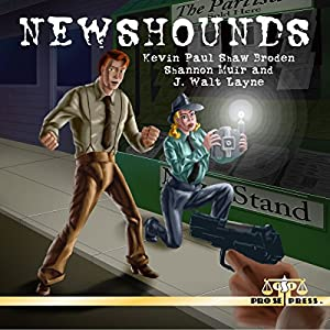 Newshounds Audiobook