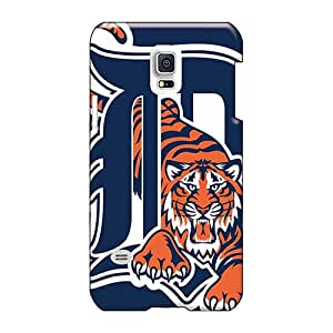 Scratch Protection Hard Cell-phone Case For Samsung Galaxy S5 Mini (BDP2573eong) Support Personal Customs Trendy Detroit Tigers Pictures