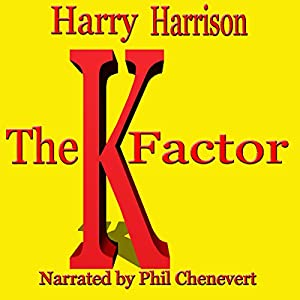 The K-Factor Audiobook