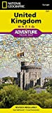 United Kingdom (National Geographic Adventure Map)