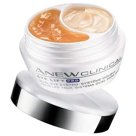 Avon Anew Clinical Dual Eye Lift, 0.33 oz (Best Upper Eyelid Firming Cream)