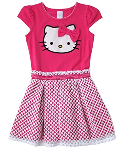 Hello Kitty Girls Dress-Up Character Dress -