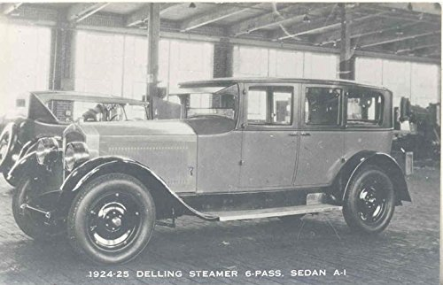 - 1924 1925 Delling Steamer 6 Passenger Sedan Photo