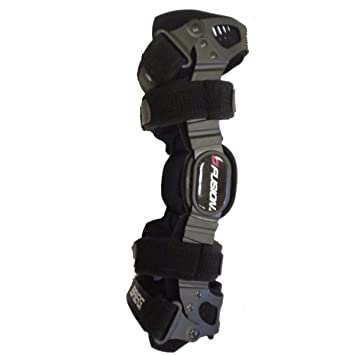 64f0ad75ec Image Unavailable. Image not available for. Color: FUSION XT OA Functional Knee  Brace ...