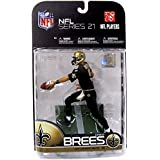McFarlane Toys NFL Sports Picks Series 21 Drew Brees